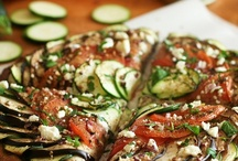 Savory Bakes and Pizzas