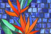 Mosaics--Ψηφιδωτά
