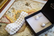 Wedding Inspiration {Jewellery} / Pull your look together with beautiful jewellery...