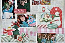 Scrapbook Pages - Crate Paper