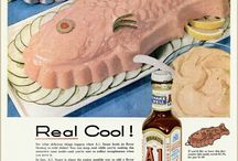 Horrifying Recipes / Vintage recipes for revolting and inedible fare.  / by Debra