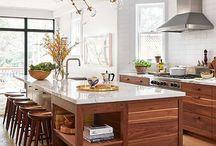 Kitchens - not white