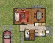 Mi casa en V de Leyva