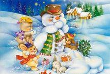 Snowman/Bałwan
