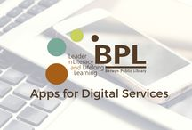 Digital Services Apps