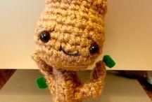 Crochet_amigurumi_origami / My fav crafts / by Kris Rivera