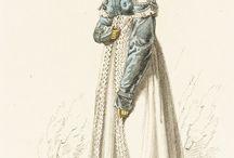 Georgian and Regency fashion