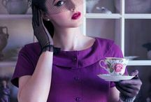 Chic tea time(Romantic China) / Let's have a tea darling!