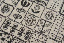 Fabric #scandinavian