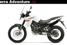 Small Adventure Bikes / Adventure Bikes in the 500cc or under category