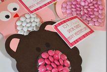 Valentine's Crafts/Ideas