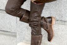 Boots, shoes.... / Ropa