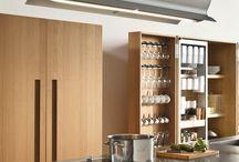 Bulthaup Kitchen Accessories / by Fitzsu.com