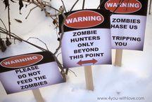 Zombie Party / by Debbie Haener