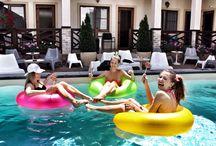 Pool party Геленджик / Вечеринка девчонки тусэ бассейн весело party henparty hen