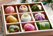 { Japanase Sweets }