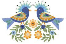 Wedding Stationery / Trying to find the right Polish folk art designs or ideas to create something bespoke.