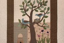 Geoff's Mom Quilt Blocks / by Beth Rigor