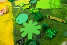 Color Activities-Preschool / by Missy Schaper