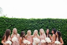 Dusky Pink, Pink, & Dusty Rose Wedding Inspiration