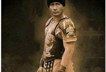 В.В. Путин. Плакаты. VLADIATOR