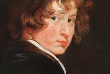 El joven Van Dyck - Museo Nacional del Prado