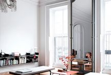 Османовский стиль. /  haussman interior france design