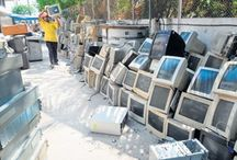 Electronic Waste Recycling Efforts / Sincere efforts are needed to check the objectivity of effects of e waste dumping and promote awareness for the need to recycle.
