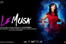 Le Musk: Musical Virtual Reality movie by A R Rahman
