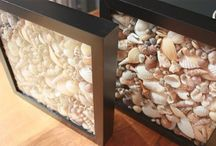 Sea Shore Decor / A collection of beachy decor ideas to remind me of my favourite place, the ocean.
