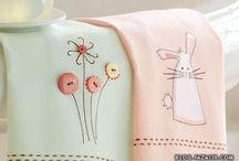 Easter deco ideas. / Wielkanocne pomysły na dekoracje.