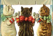 Cats - Illustrations