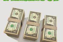 Finances / by Brittany Bandur