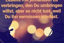 Sprüche Liebe, Zuneigung. ..