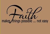 spirituality/faith / not religion, but my faith and spiritual beliefs / by Rivka da Cat