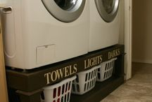 Laundry + Mudrooms
