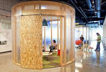 Espacios creativos oficinas