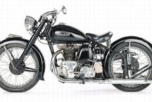 Classic American Motorcycles / Classic American Motorcycles
