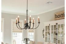 Interior home painting / Charleston home colors