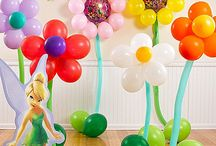 Pretty party ideas