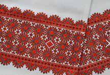 Орнаменты для вышивки и рушники
