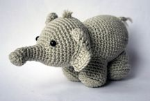 Download Olivier The Elephant Amigurumi Pattern (FREE)