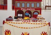 festa bombeiro