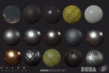 Materials and Textures (Unsorted)