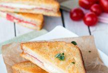 sandwich & croque