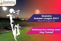 Deeksha Summer League 2017