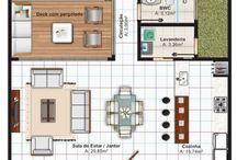 Casa planos