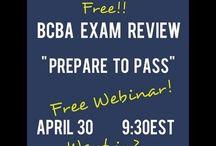 BCBA Resources