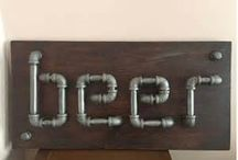 Pipe furniture