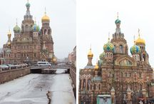 Travel Russia / Travel and places to go in Russia